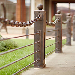 CHOOSING THE APPROPRIATE EXTERIOR RAILING